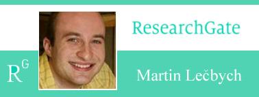 Odkaz na síť ResearchGate